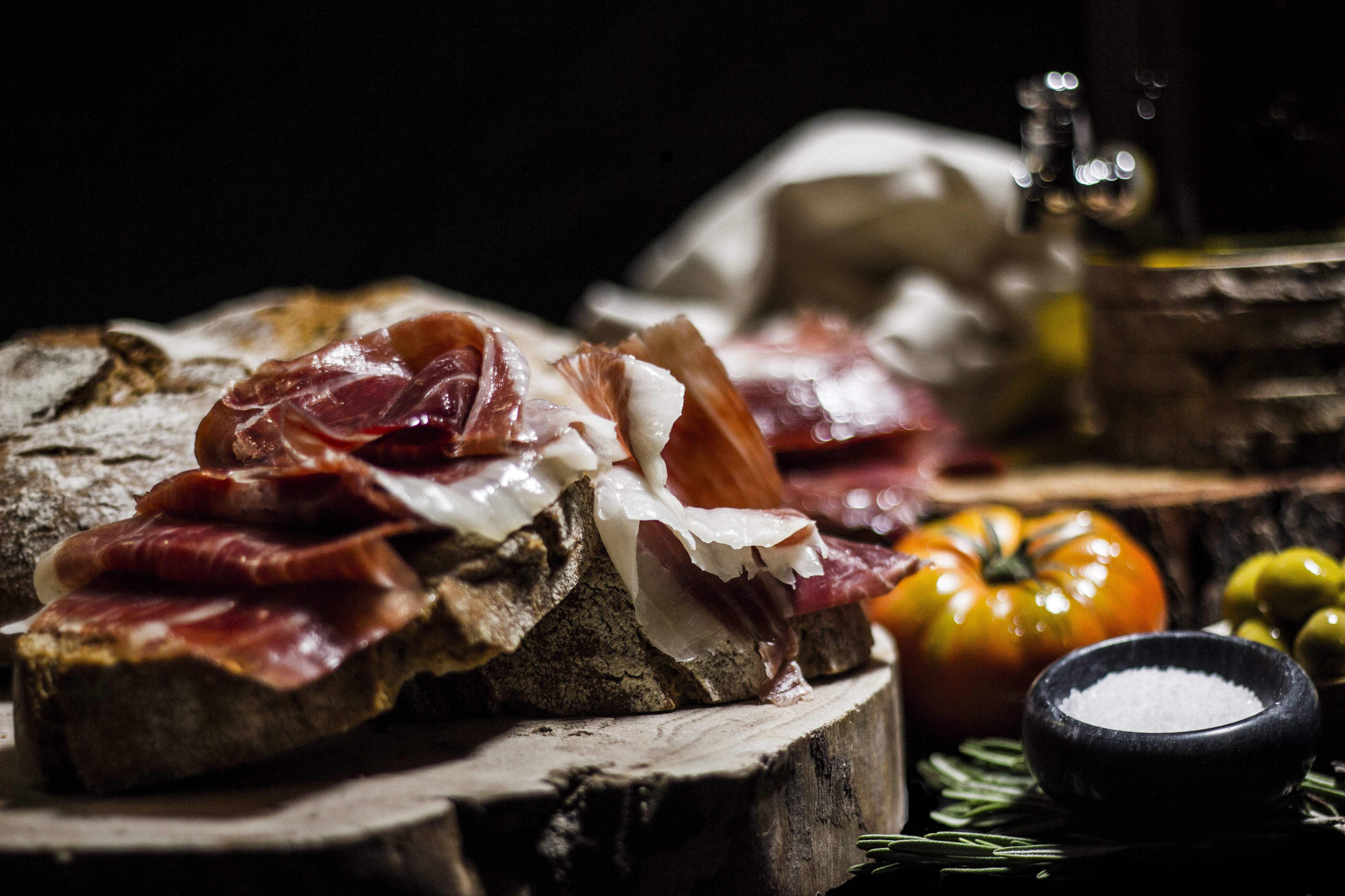 D'Capricho Catering Jamon